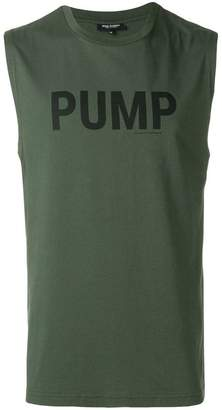 Ron Dorff Pump printed tank top