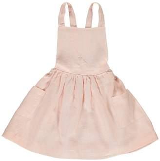 Bebe Organic Ebba Skirt, Pale Blush
