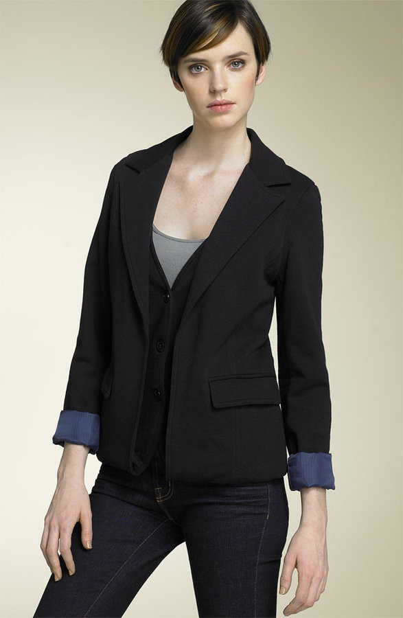 MARC BY MARC JACOBS French Terry Jacket