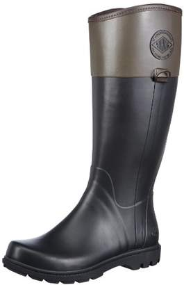Viking Women's ASCOT Unlined Rubber Boots Long Shaft Boots & Bootees,UK