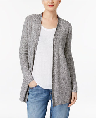 Eileen Fisher Open-Front Cardigan $298 thestylecure.com
