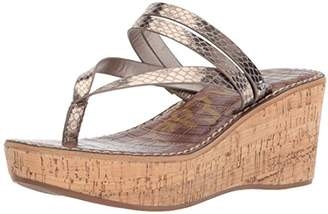 e82a2434012e at Amazon.com · Sam Edelman Women s Rasha Wedge Sandal