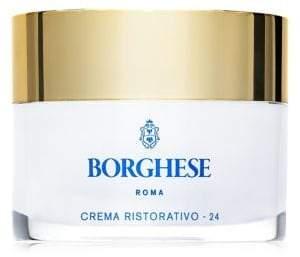Borghese Crema Ristorativo-24 Continuous Hydration Moisturizer/1 oz