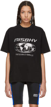 Misbhv Black Internazionale T-Shirt