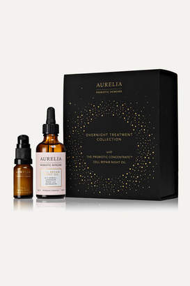 Aurelia Probiotic Skincare Overnight Treatment Collection - Colorless