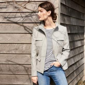 The White Company Patch Pocket Jacket