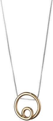Jenny Bird Mini Loop Pendant Necklace