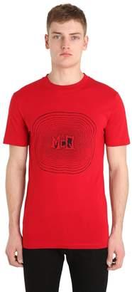 McQ Printed Jersey T-Shirt