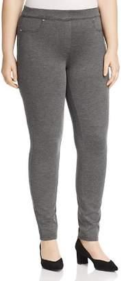 Marina Rinaldi Slim-Leg Jersey Pants