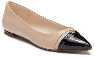 Tommy Hilfiger Thalia Leather Flat