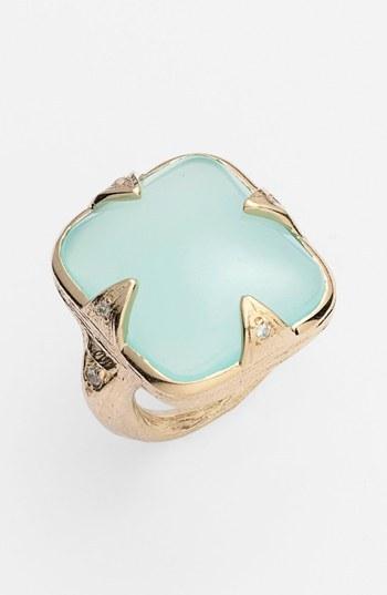Melinda Maria 'Thorn - Valentine' Stone Ring