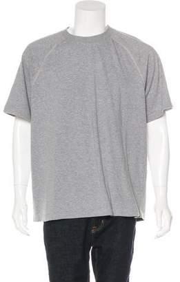 Moncler Diagonals Raglan T-Shirt