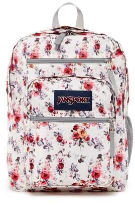 JanSport Big Student Floral Backpack