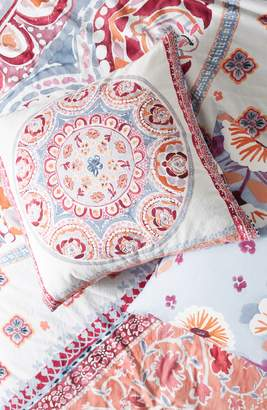 Anthropologie Switchgrass Euro Sham