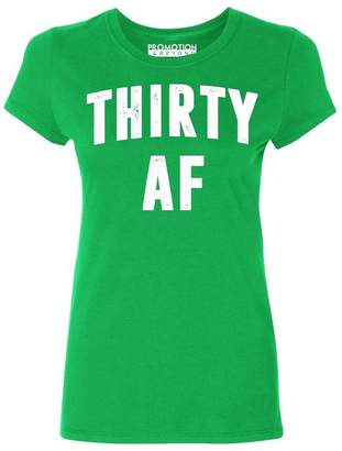 Abercrombie & Fitch Promotion & Beyond P&B Thirty Funny Birthday Women's T-shirt, M