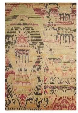 Nourison Rugs Printed Woolen Rug