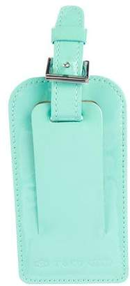 Tiffany & Co. Patent Leather Luggage Tag