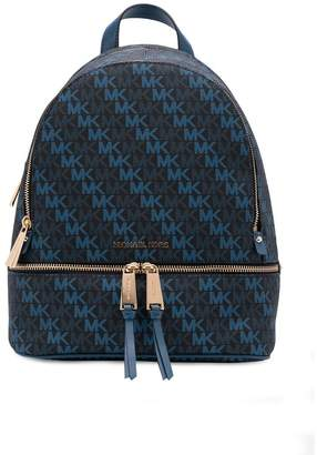 MICHAEL Michael Kors logo pattern backpack
