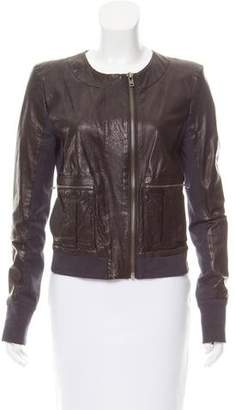 A.L.C. Lightweight Leather Jacket