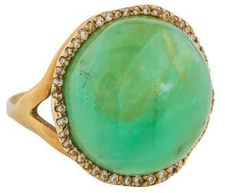Monique Péan 18K Opal & Diamond Ring