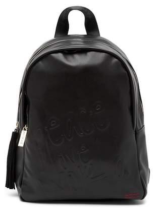 Peace Love World Backpack