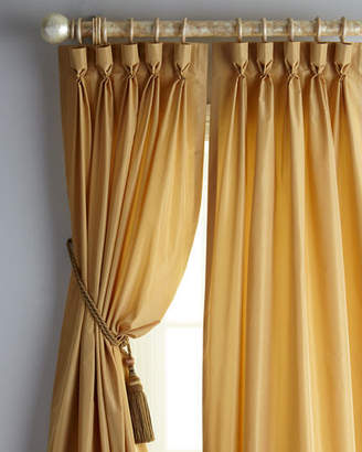 """Eastern Accents Each 20""""W x 108""""L Goblet-Pleat Kate Curtain"""