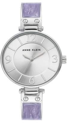 Anne Klein Women's Quartz Bangle Watch, 34mm
