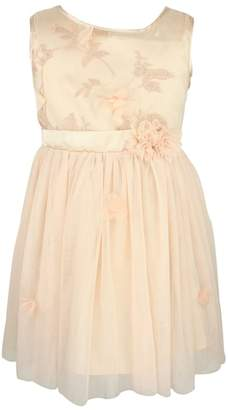 Popatu Flower Tulle Dress