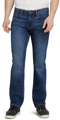 Paige Transcend Normandie Straight Fit Jeans in Birch Medium