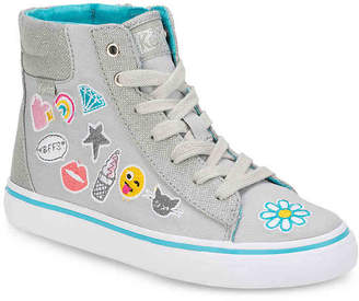 Keds Double Up Toddler & Youth High-Top Sneaker - Girl's