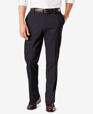 Dockers Signature Lux Cotton Straight Fit Khaki Stretch Pants D2