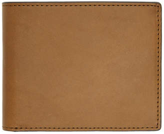 Rag & Bone Brown Hampshire Bifold Wallet