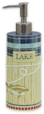 Live Love Lake Lotion Pump in Green/Blue