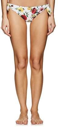 Dolce & Gabbana Women's Floral Bikini Bottom
