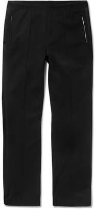 Maison Margiela Satin-Trimmed Jersey Sweatpants