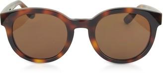 Saint Laurent SL M15 001 Round Frame Acetate Sunglasses