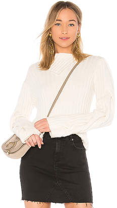 See by Chloe Flap Sweater