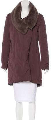 Brunello Cucinelli Zip-Up Short Coat