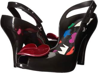 + Melissa Luxury Shoes Vivienne Westwood Anglomania + Melissa Lady Dragon XV Women's Shoes