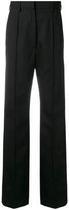 MM6 MAISON MARGIELA straight-leg tailored trousers