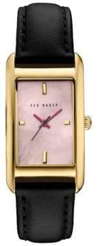 Ted Baker Bliss Rectangular Case Watch