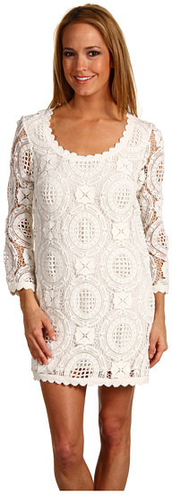 French Connection - Lark Rise Lace Dress