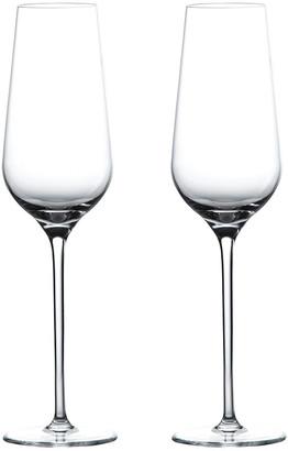 Wedgwood Globe Champagne Flute