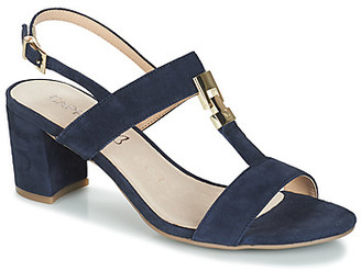 Caprice NEPHTUS women's Sandals in Blue