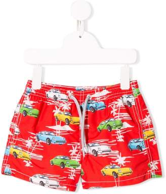 5d7ad39024663 MC2 Saint Barth Red Swimsuits For Boys - ShopStyle UK
