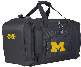 NCAA Northwest Michigan Wolverines Roadblock Duffel Bag