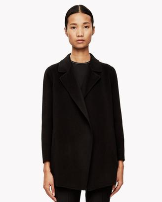 Double-Face Wool-Cashmere Relaxed Jacket $595 thestylecure.com