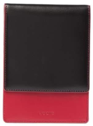 Lodis Skylar RFID Leather Passport Wallet