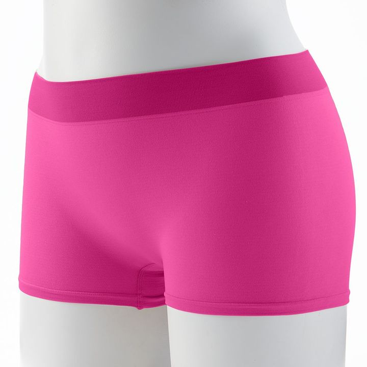 Jockey modern seamfree boyshorts - 2046