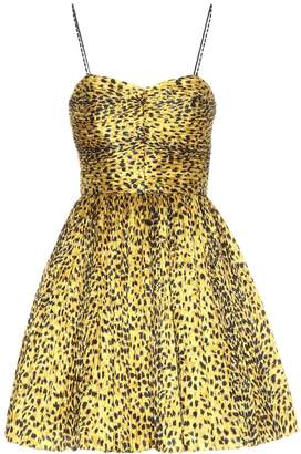 Saint Laurent Printed dress